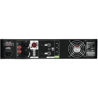 OMNITRONIC XPA-1200 Amplifier #3