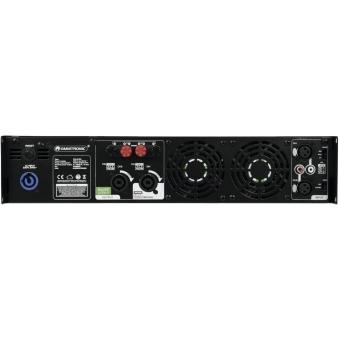 OMNITRONIC XPA-2700 Amplifier #3