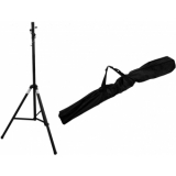 EUROLITE Set STV-40-WOT Aluminum stand + Carrying bag