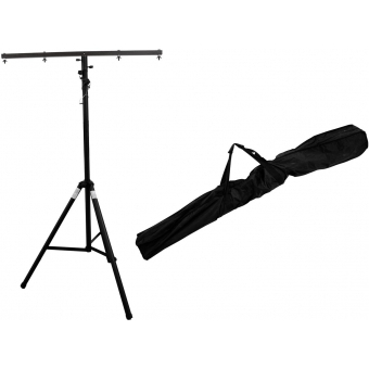 EUROLITE Set STV-40A Aluminum stand + Carrying bag
