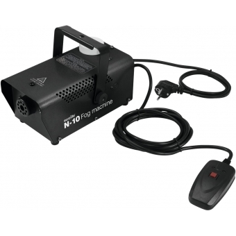 EUROLITE N-10 Fog Machine black #1
