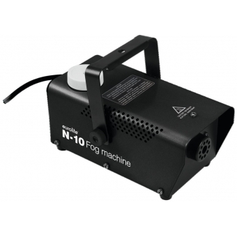 EUROLITE N-10 Fog Machine black #2
