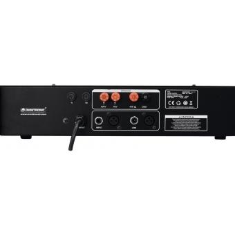 OMNITRONIC PAP-120 PA Amplifier #3