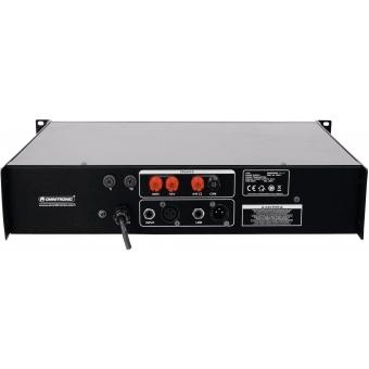 OMNITRONIC PAP-120 PA Amplifier #4