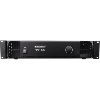 OMNITRONIC PAP-120 PA Amplifier #6