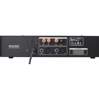 OMNITRONIC PAP-240 PA Amplifier #3