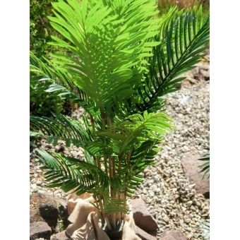 EUROPALMS Kentia palm tree, artificial plant, 140cm #11