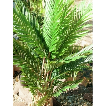 EUROPALMS Kentia palm tree, artificial plant, 140cm #15