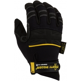 Manusi Dirty Rigger Comfort Fit Full Finger - X,S,M,L #2