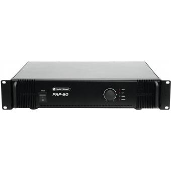 OMNITRONIC PAP-60 PA Amplifier #2