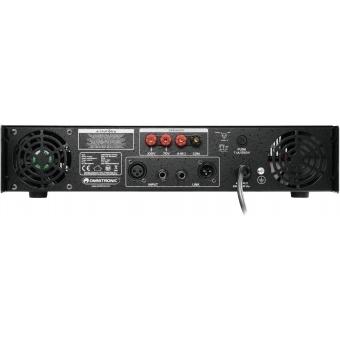 OMNITRONIC PAP-60 PA Amplifier #3