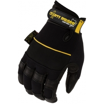 Manusi Dirty Rigger Leather Grip Rigger - S,M,L,XL