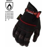 Manusi Dirty Rigger Phoenix Heat Resistant - S,M,L,XL