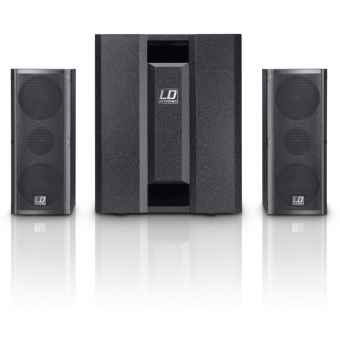 Sistem activ LD Systems Dave 8 Roadie
