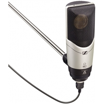 Microfon digital de studio Sennheiser MK4 digital #3