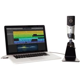 Microfon digital de studio Sennheiser MK4 digital #4