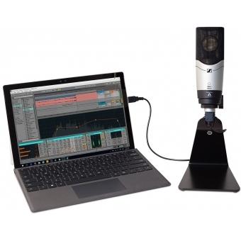 Microfon digital de studio Sennheiser MK4 digital #5