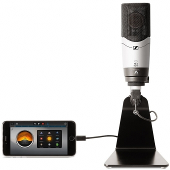 Microfon digital de studio Sennheiser MK4 digital #6