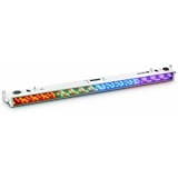 Cameo LED BAR 10 RGBA WH