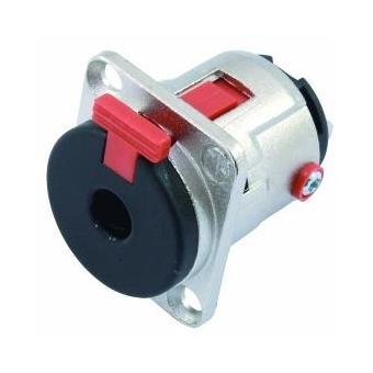 NEUTRIK Jack mounting socket stereo NJ3FP6C