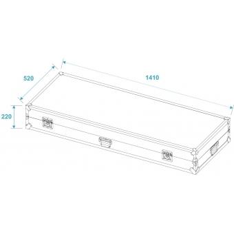 ROADINGER 2 Desks in Case Design 140x50cm #10