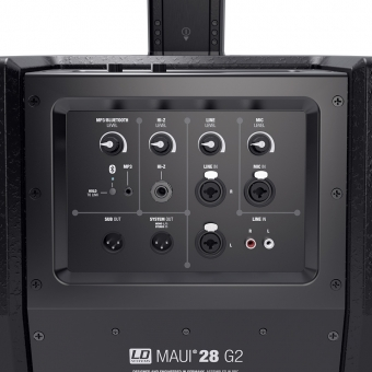 LD Systems MAUI 28 G2 Compact column PA system active #11