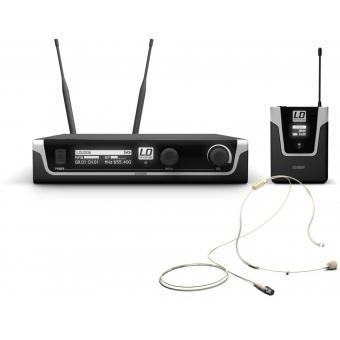 Sistem wireless headset beige LD Systems U506 BPHH