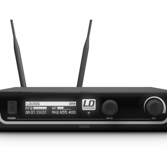 Sistem wireless cu lavaliera LD Systems U506 BPL #2