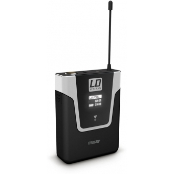 Sistem wireless cu lavaliera LD Systems U506 BPL #3