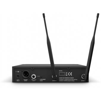 Sistem wireless microfon clip-on instrument LD Systems U506 BPW #8