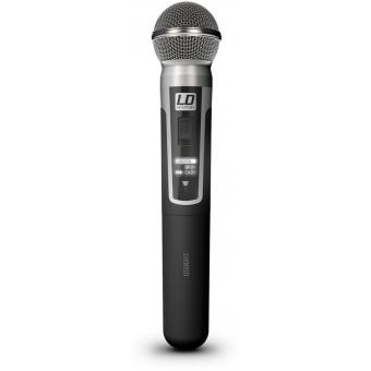 Sistem wireless microfon dinamic LD Systems U506 HHD #3