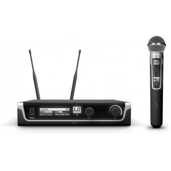 Sistem wireless microfon dinamic LD Systems U506 HHD