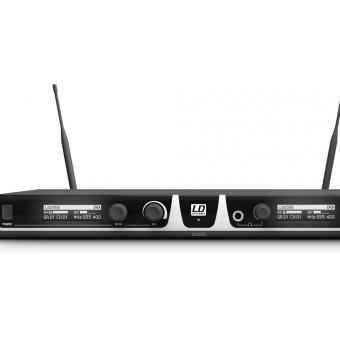 Sistem wireless 2 microfoane dinamice LD Systems U506 HHD2 #2