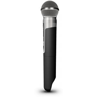Sistem wireless 2 microfoane dinamice LD Systems U506 HHD2 #4