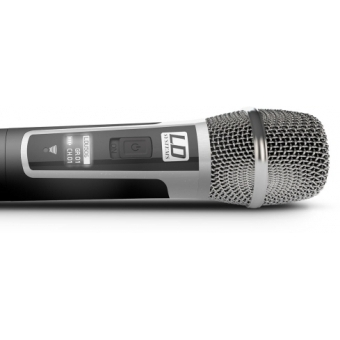 Microfon de mana dinamic LD Systems U506 MC #4