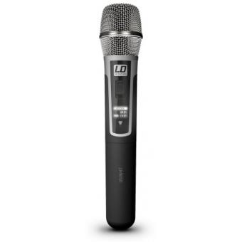 Microfon de mana dinamic LD Systems U506 MC