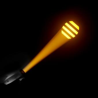 Moving head LED Cameo Auro Spot 400 #11
