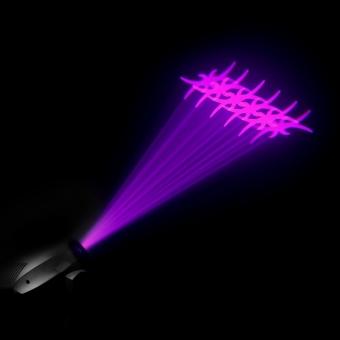 Moving head LED Cameo Auro Spot 400 #14