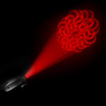 Moving head LED Cameo Auro Spot 400 #15