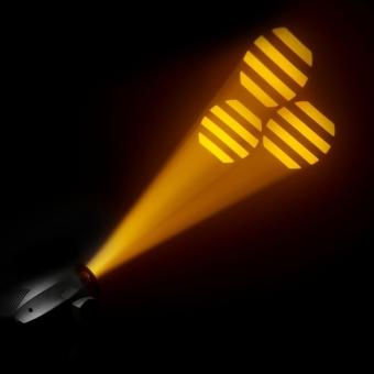 Moving head LED Cameo Auro Spot 400 #18