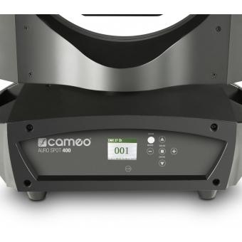 Moving head LED Cameo Auro Spot 400 #3