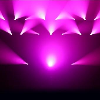 Moving head LED Cameo Auro Spot 400 #6