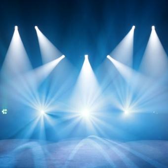 Moving head LED Cameo Auro Spot 400 #7