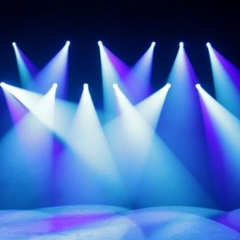 Moving head LED Cameo Auro Spot 400 #10