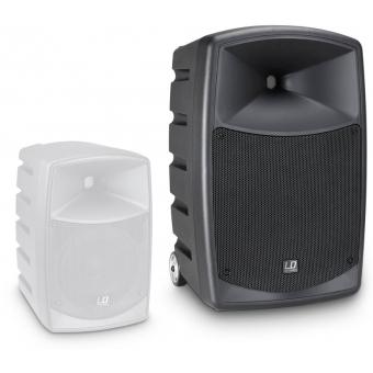 Sistem boxa si microfon wireless LD Systems Roadbuddy 10 B6 #10
