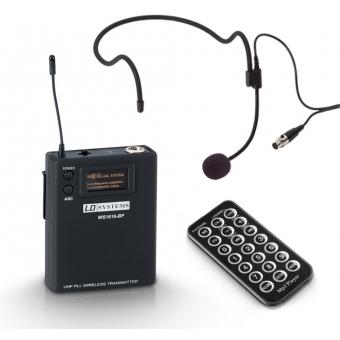 Sistem boxa si headset LD Systems Roadbuddy 10 HS B6 #7