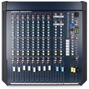 Mixer Allen&Heath Mixwizard 12:2 #1