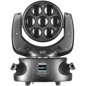 Wash LED DTS Lighting NICK NRG 501 #3