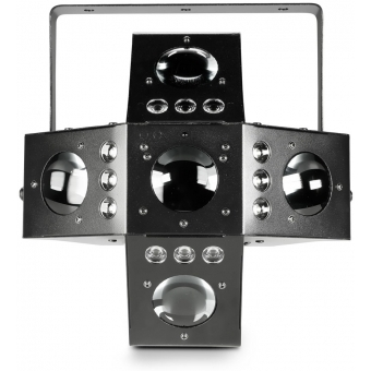 Cameo VOODOO 2-in-1 Derby and Strobe Effect Light #3
