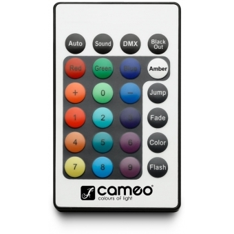 Cameo VOODOO 2-in-1 Derby and Strobe Effect Light #4